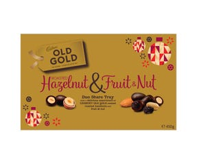 Cadbury Roasted Hazelnut & Fruit & Nut 450g