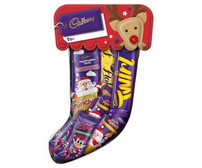 Cadbury Christmas Stocking 171g