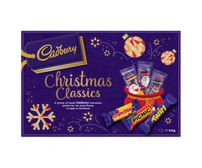 Cadbury Christmas Classics 415g
