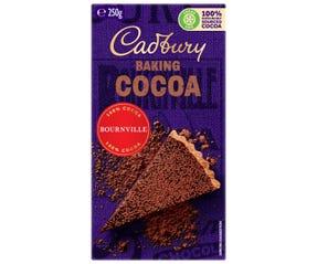 Cadbury Bournville Cocoa Premium Dark 250g