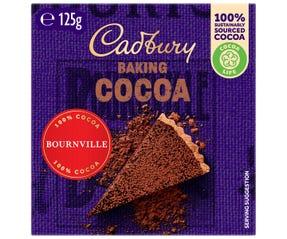 Cadbury Bournville Cocoa 125g Cocoa Powder