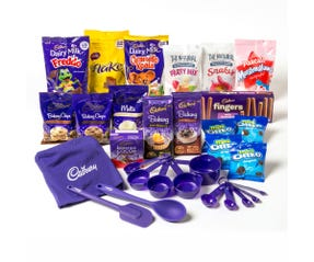 HSR1-002 Cadbury Roses Hamper - Small - Happy Birthday