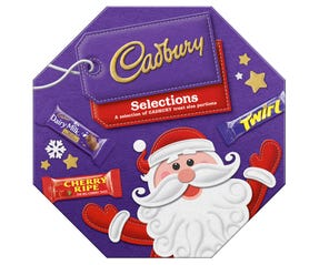 Cadbury Selections Gift Box 466g