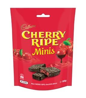Cadbury Cherry Ripe Minis 135g