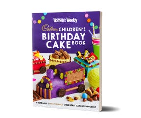 Cadbury Children's Birthday Cake Cookbook