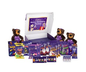 Cadbury Christmas Family Hamper - Extra Large