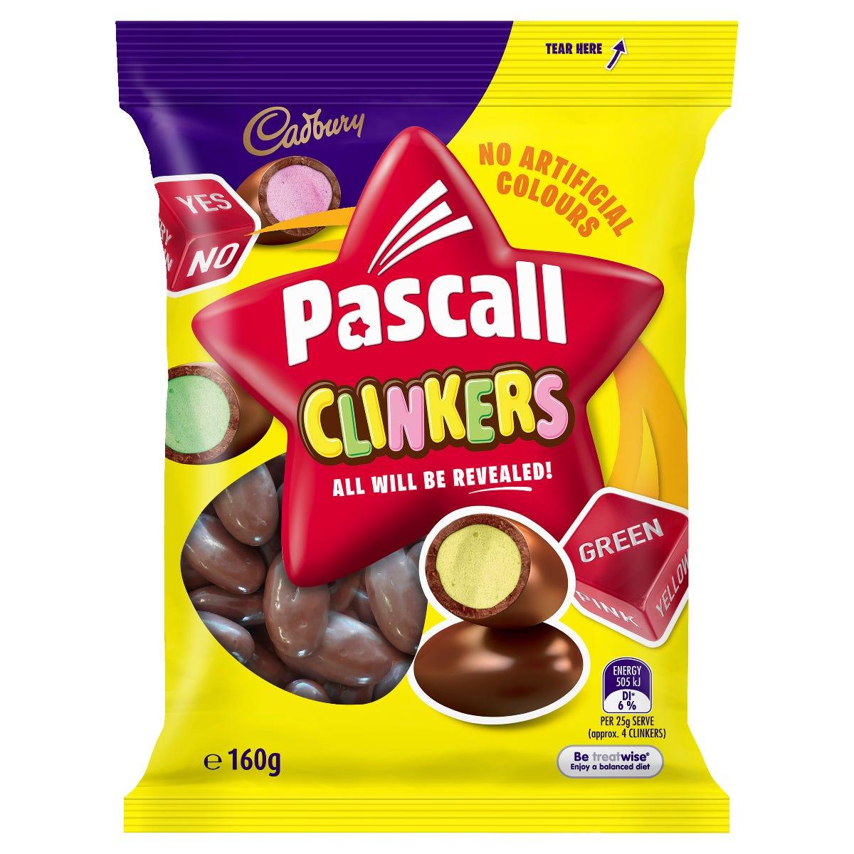 Cadbury Clinkers 160g
