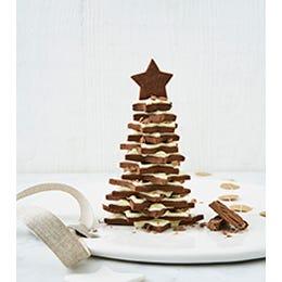 White Chocolate Christmas Speckles