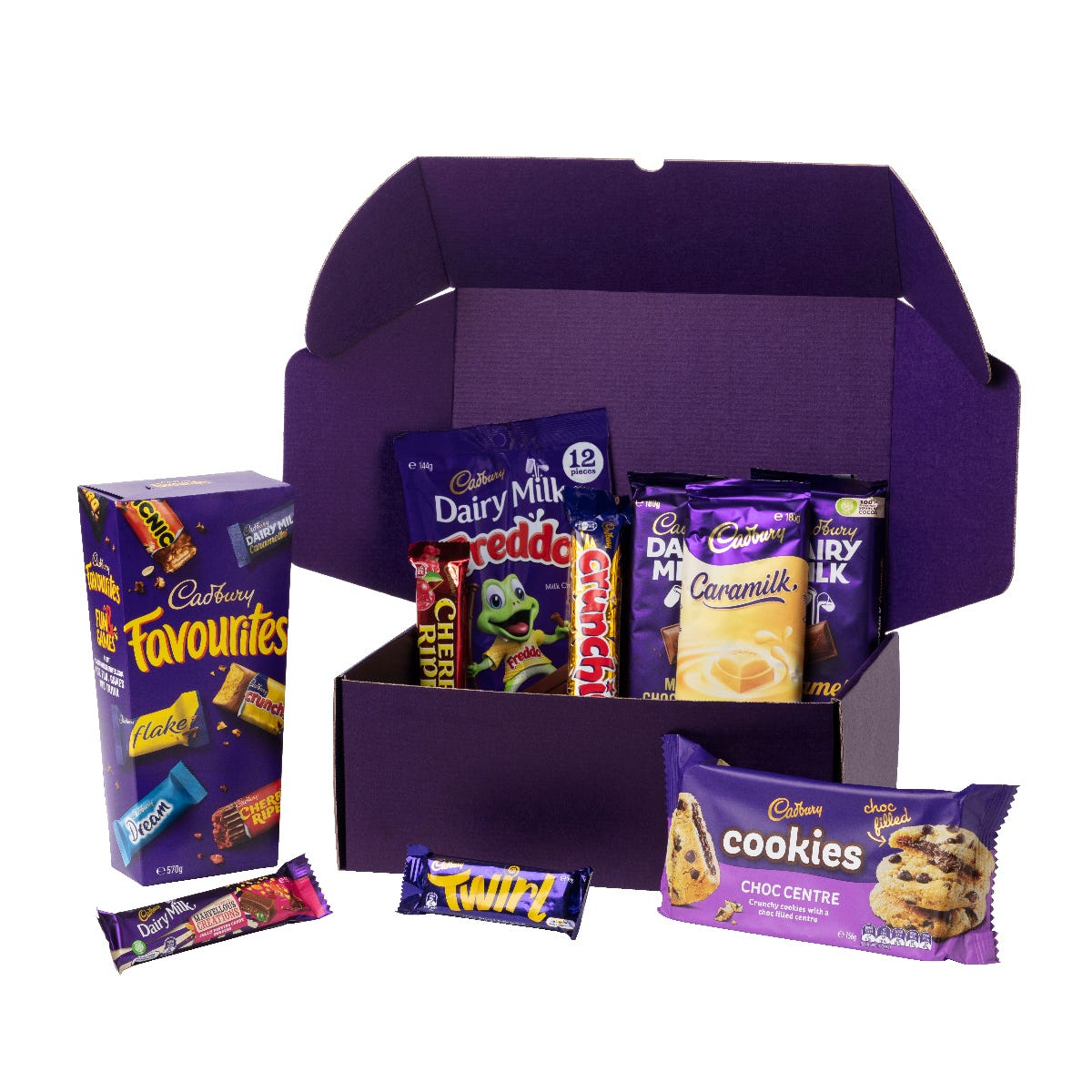 Cadbury Selection Hamper - Make Your Own