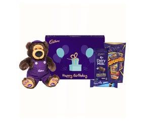 Cadbury Favourites Fun - Happy Birthday