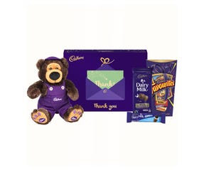 Cadbury Favourites Fun - Thank You