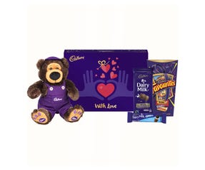 Cadbury Favourites Fun - With Love