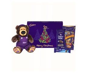 Cadbury Favourites Fun - Merry Christmas