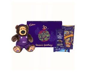 Cadbury Favourites Fun - Season's Greetings