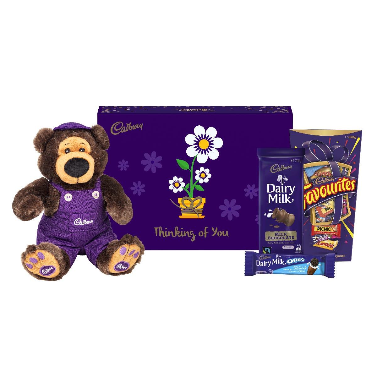 Cadbury Favourites Fun - Thinking of You