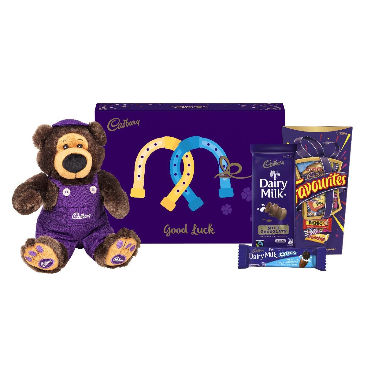 Cadbury Favourites Fun - Good Luck