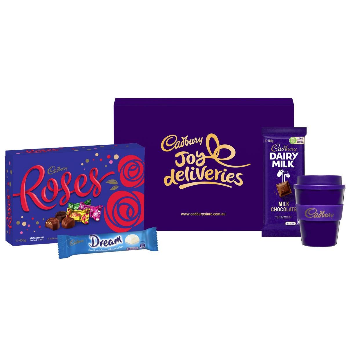Cadbury Roses gift pack