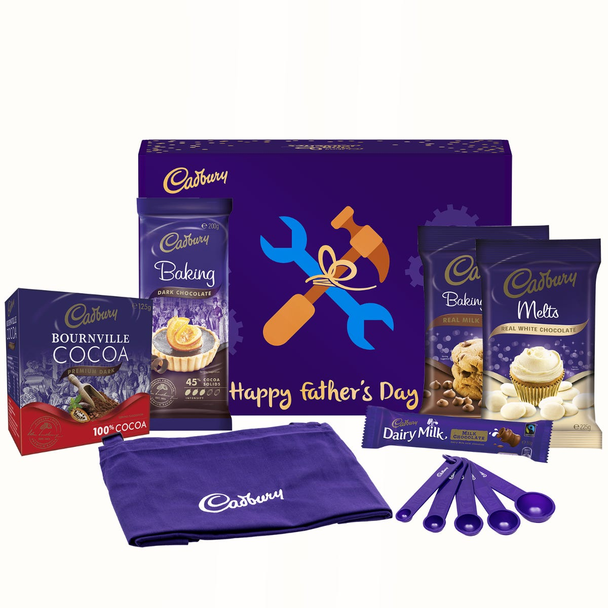 Cadbury Baking Gift Pack - Father's Day