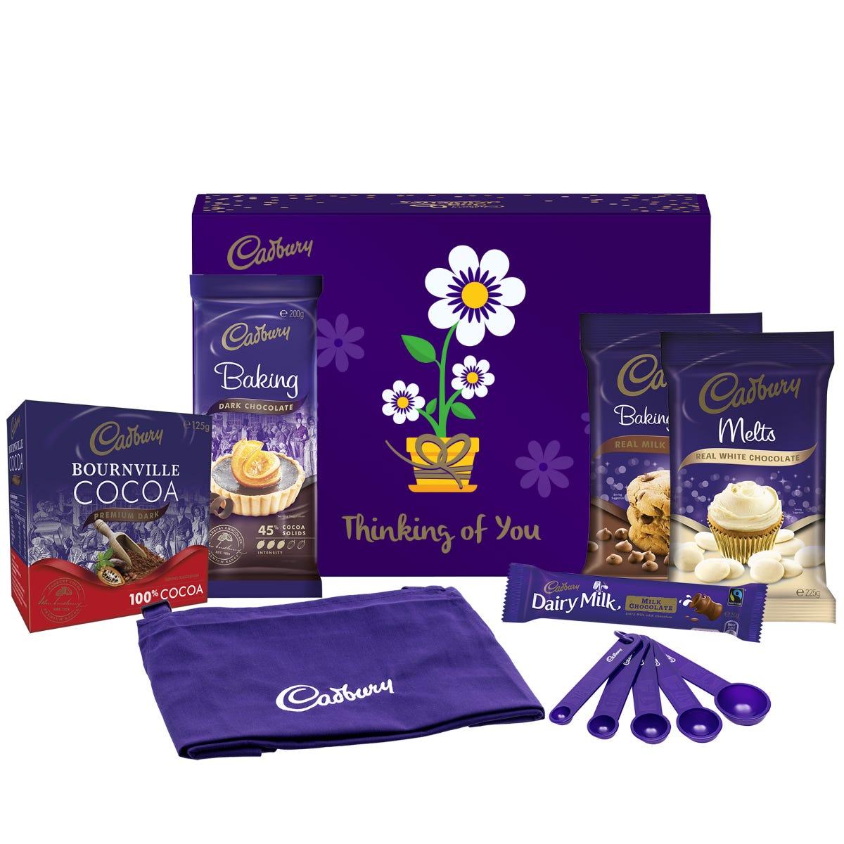 Cadbury Baking Gift Pack - Thinking of You