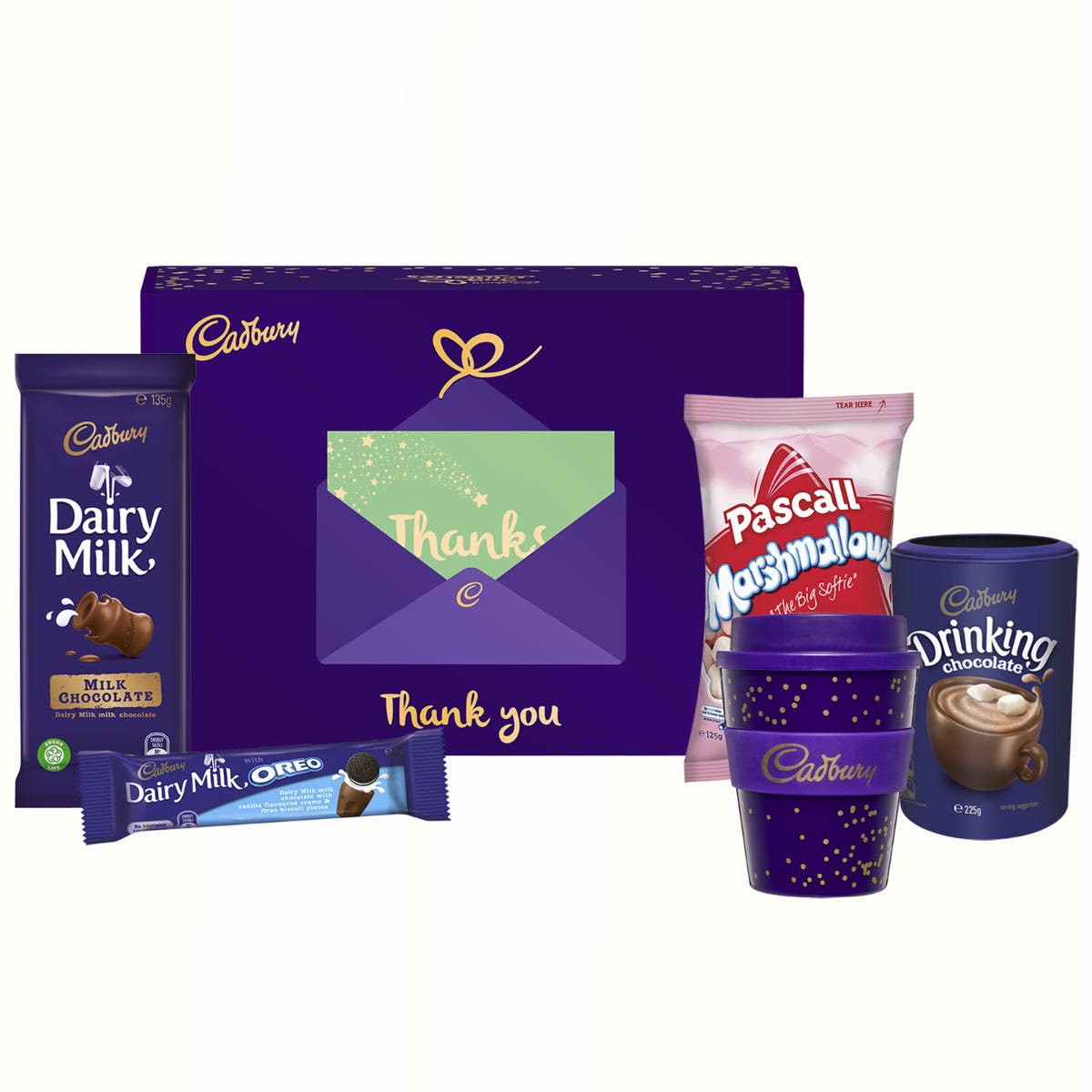 Cadbury Chocolate Joy - Thank you