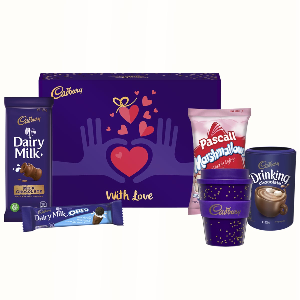Cadbury Chocolate Joy - With Love