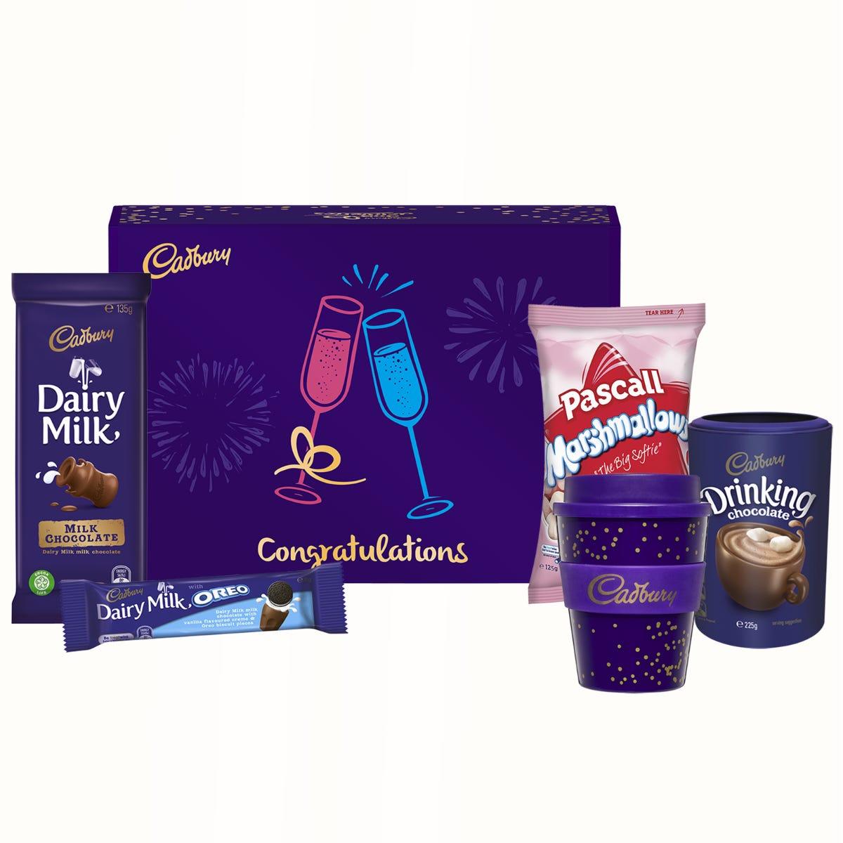 Cadbury Chocolate Joy - Congratulations