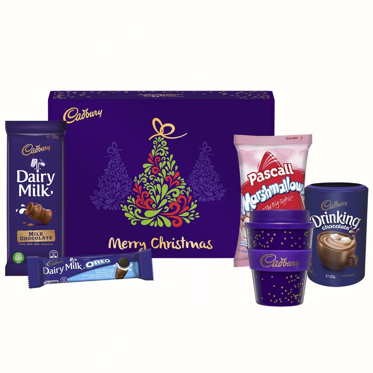 Cadbury Chocolate Joy - Merry Christmas