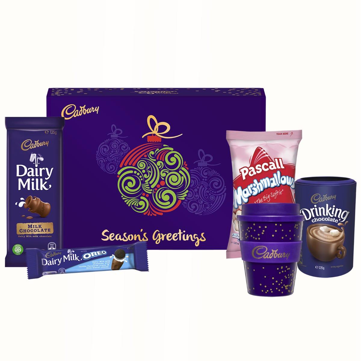 Cadbury Chocolate Joy - Season's Greetings