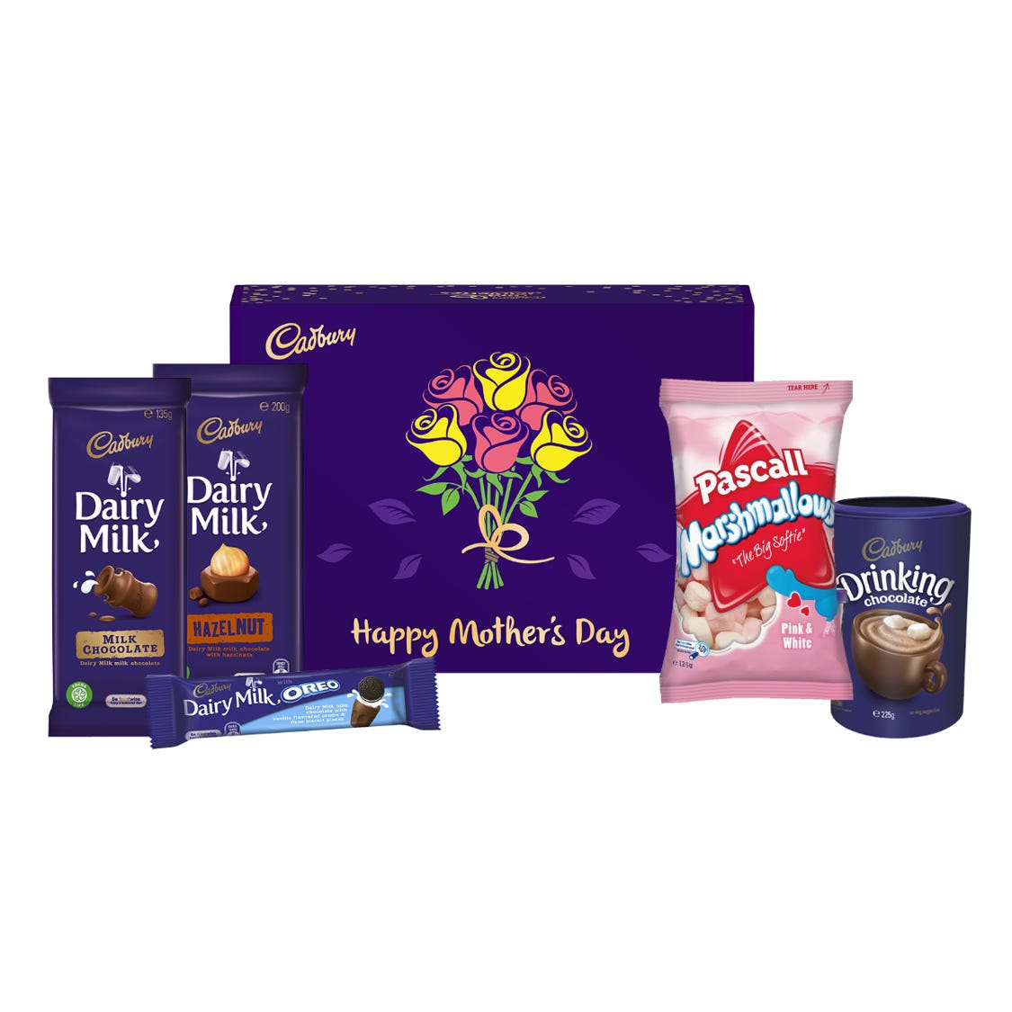 Cadbury Chocolate Joy - Happy Birthday