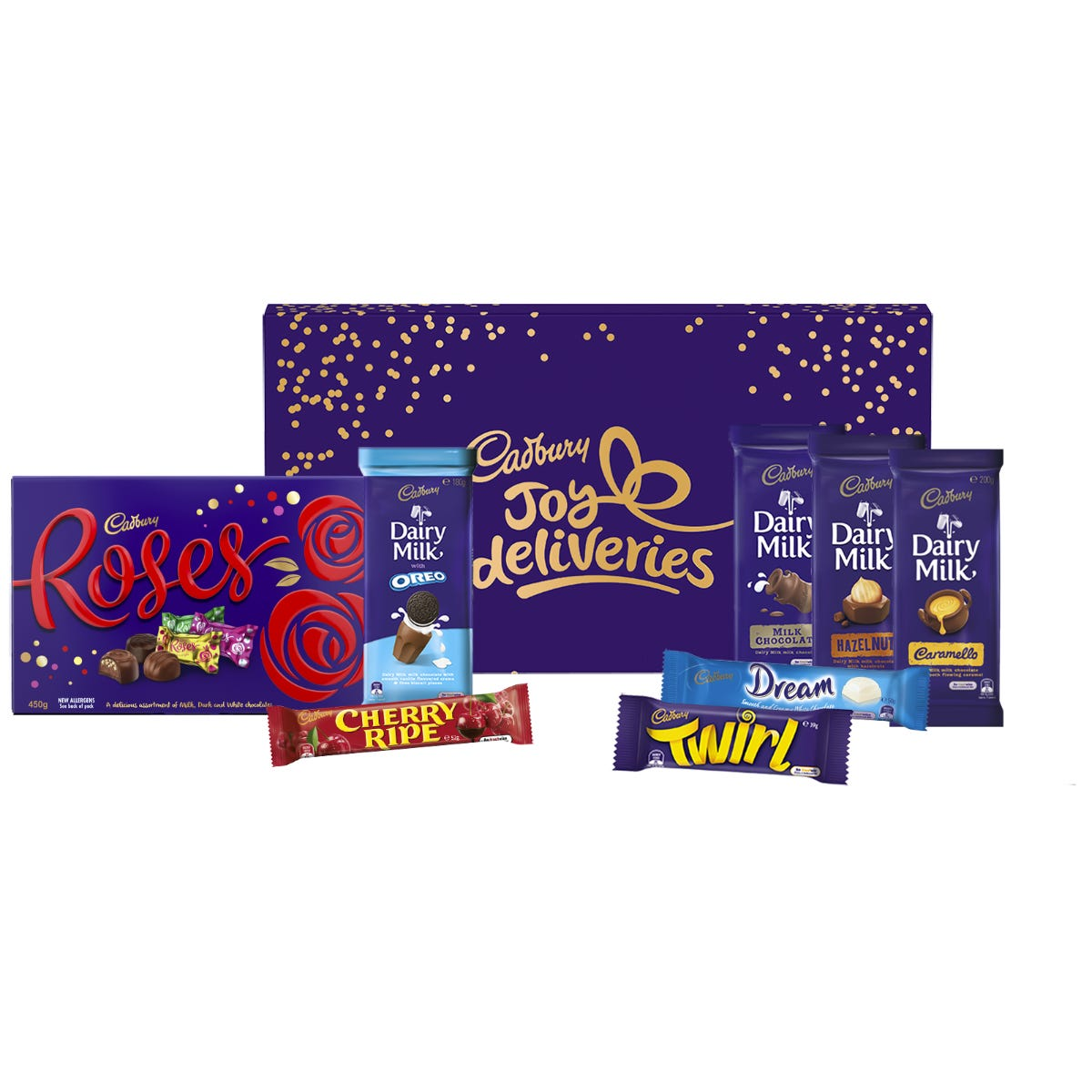 Cadbury Roses Very Much Chocolate Gift Hamper