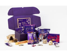 Cadbury Christmas Hamper - Medium