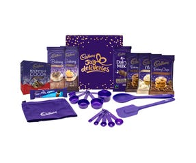 Cadbury Baking Hamper