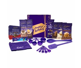 Cadbury Baking Hamper - Happy Birthday
