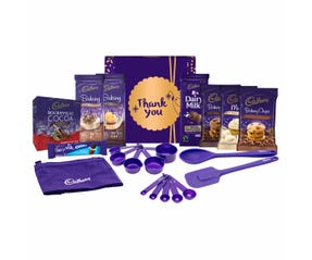 Cadbury Baking Hamper - Thank You