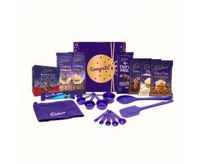 Cadbury Baking Hamper - Congratulations