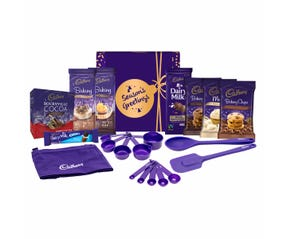 Cadbury Baking Hamper - Season's Greetings