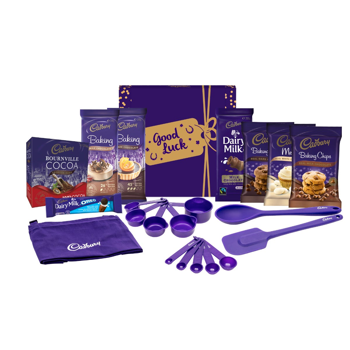 Cadbury Baking Hamper - Good Luck