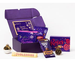 Cadbury Christmas Hamper - Small