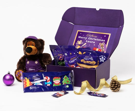 Cadbury Christmas Family Hamper - Small