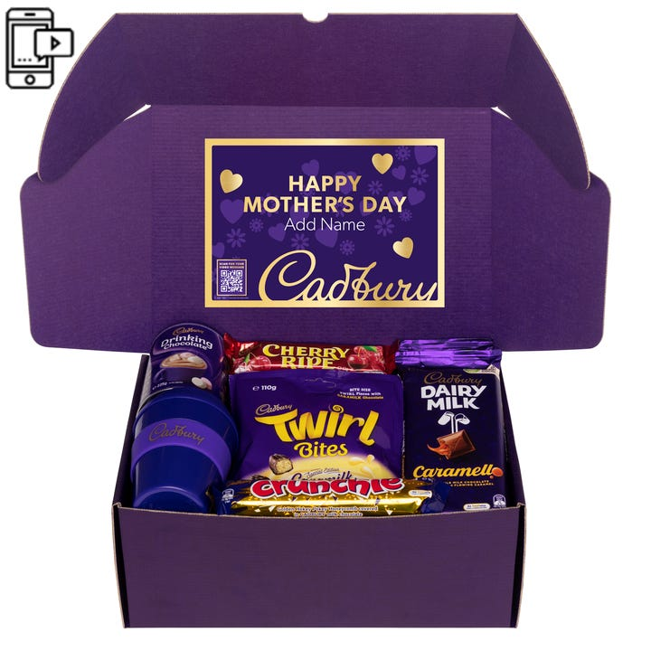 Cadbury Favourites Delight with optional Video Message