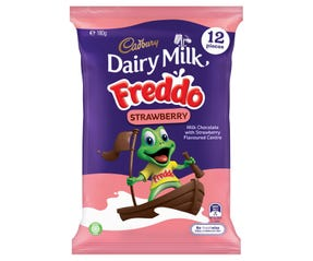 Cadbury Dairy Milk Freddo Sharepack Strawberry 12 pack