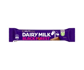 Cadbury Dairy Milk Black Forest Bar 45g