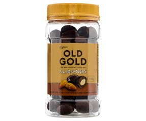 Cadbury Old Gold Almonds 310g