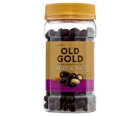 Cadbury Old Gold Fruit & Nut 340g