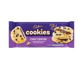 Cadbury Cookies Choc Centre 156g
