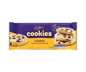 Cadbury Cookies Classic 156g