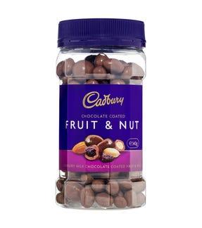Cadbury Fruit & Nut milk chocolate block 340g