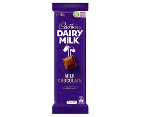 Cadbury Dairy Milk Milk Chocolate 150g