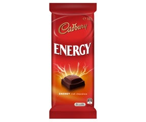 Cadbury Energy Rich Chocolate block 180g
