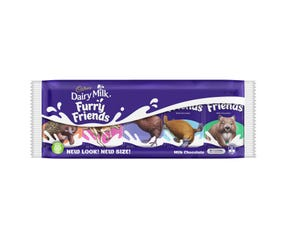 Cadbury Dairy Milk Furry Friends 100g
